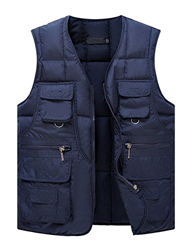 Quilted Two Pocket Vest - 6