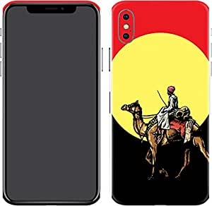 Switch iPhone X Skin Bedouin