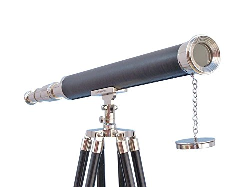 Ma Harbor - Chrome/Black Harbor Master Telescope 60