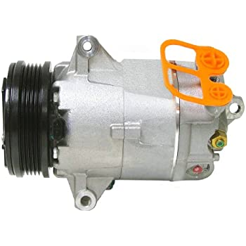 ACDelco 15-21224 New Compressor And Clutch