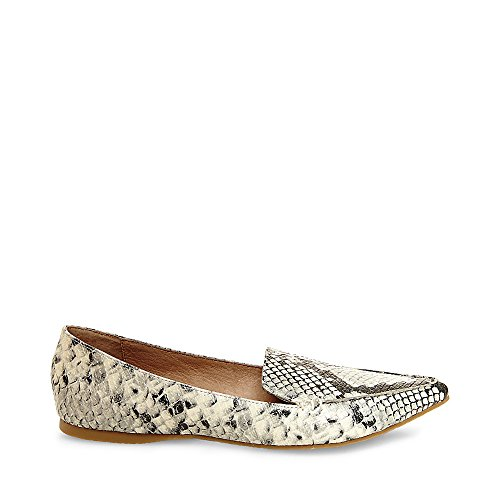 Pictures of Steve Madden Women's Feather Loafer Flat 8 M US 9