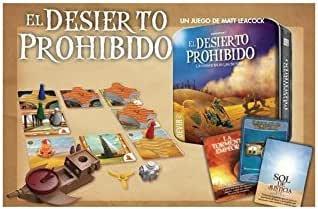 EL DESIERTO PROHIBIDO: Amazon.es: Juguetes y juegos