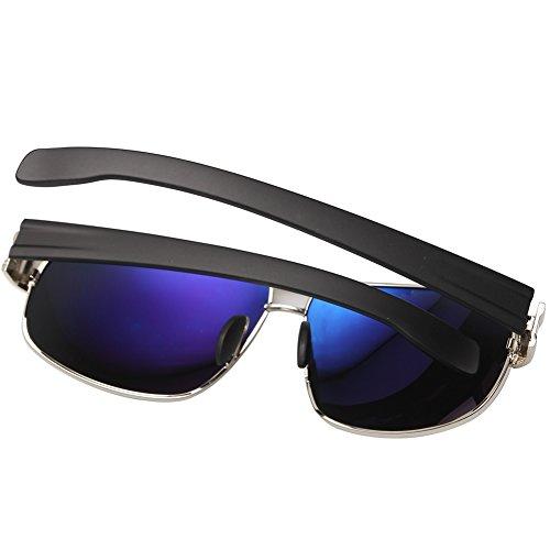1e6225f1335 Joopin-Polarized Sunglasses Men Polaroid Driving Sun Glasses Mens Sunglass ( Silver Grey)