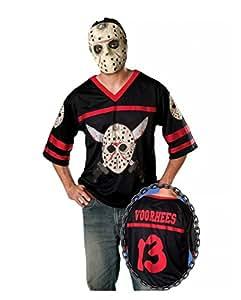 Horror-Shop Jason traje con máscara
