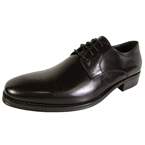 Kenneth Cole New York Mens Fresh Air LE Lace Up Oxford Shoes, Black, US 10.5