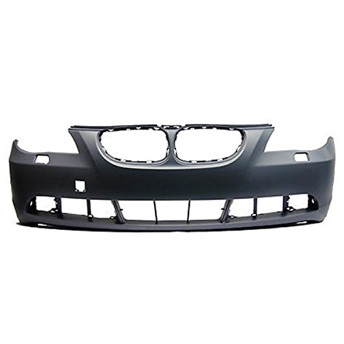 04-07 5-Series Front Bumper Cover Assembly w/o Sensor Hole BM1000154 51117111739 Aftermarket Auto Parts