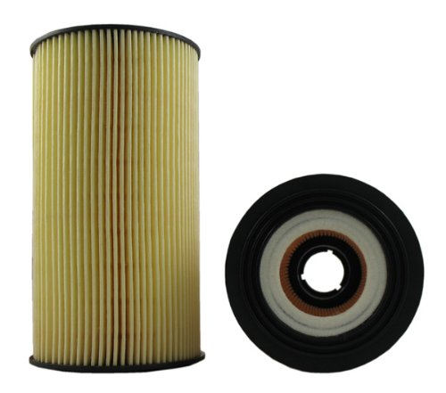 Pentius PCB8213-6PK UltraFLOW Cartridge Oil Filter, (Pack of 6) for BMW 530/540/740/750/840/850 ('96~'04),
