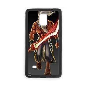 Generic Case Crown Run Games DOTA 2 For Samsung Galaxy Note 4 N9100 SCM8702636