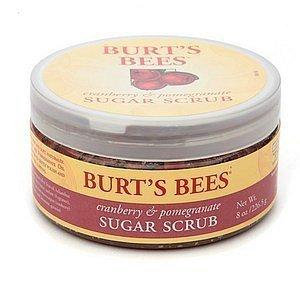 rub, Cranberry & Pomegranate 8 oz (Quantity of 3) (Burts Bees Sugar Scrub)