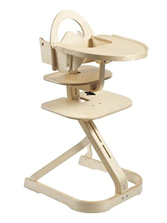 Svan High Chair Set (Natural)  sc 1 st  Amazon UK & Svan High Chair Set (Natural): Amazon.co.uk: Baby