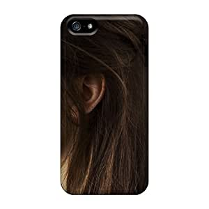Iphone High Quality Tpu Case/ Sophie Tremblay Celebrity Qwhrd5406uUrug Case Cover For Iphone 5/5s