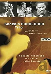 Gonzalo Rubalca Trio - Klaviersommer 1994 Reino Unido DVD ...
