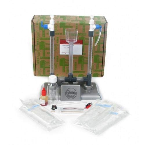 American Educational Products 6-1144-00, Electrolysis Kit of Water
