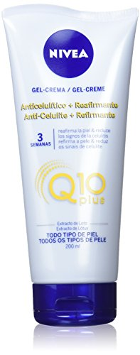 Nivea Q10 Plus Anti-Cellulite- Good-Bye Cellulite Gel-Cream 200ml