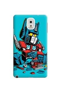 Derricka D. Pearson Durable Unique Hard PU Case TPU Cover for Samsung Galaxy Note3