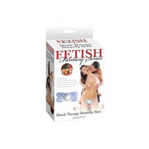 Pipedream productos fetiche fantasía terapia de choque mariposa estimulador