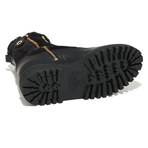 Donna Car Boots Shoe Nero 0949o Stivaletti Women Stivaletto wrA8Xqr