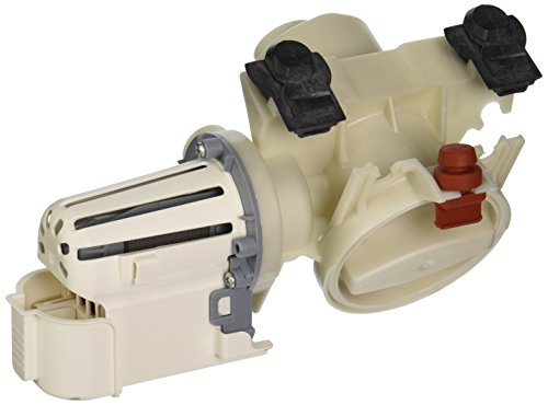 (Whirlpool 280187 Washer Drain Pump, white)