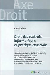 Droit des contrats informatiques et pratique expertale