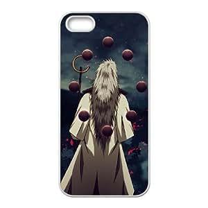 iPhone 5 5s Cell Phone Case White madara O6657342