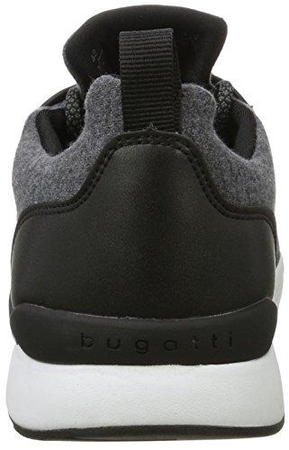Hommes Bugatti Baskets d'grau Gris Dy02666 vq0U8Zn06