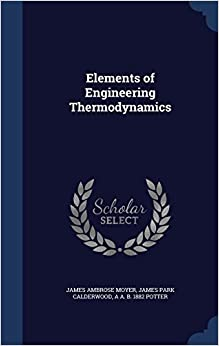 Book Elements of Engineering Thermodynamics