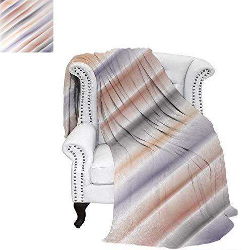Digital Printing Blanket Hazy Gradient Digital Pale Color Layout New Counter Culture Artwork Print Lightweight Blanket 60