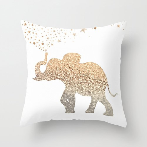 Beautifulseason Pillow Covers Of Animal,for Dance Room,indoor,home Office,pub,bf,birthday 16 X 16 Inches / 40 By 40 Cm(double Sides) (Table Topic Ideas For Halloween)