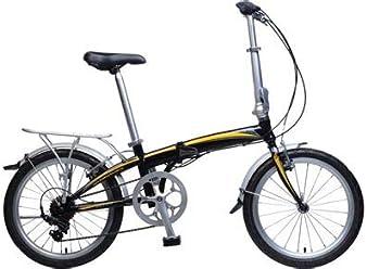 f27936d3b89 KHS F20-H7 Folding Bike 7 SPD Black