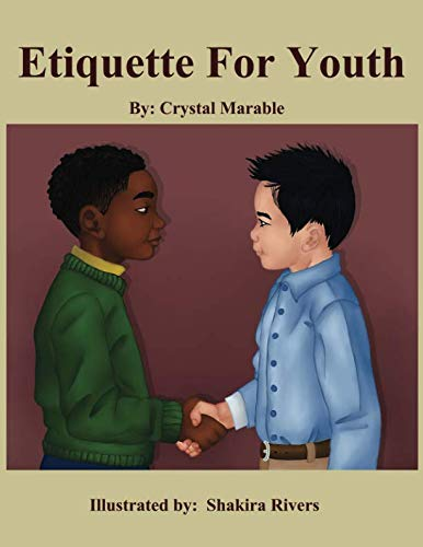The Etiquette For Youth: Workbook Edition