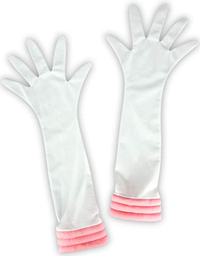 Sailor Moon Sailor Chibi Moon Chibiusa Rini Cosplay Long Glove Oversleeve
