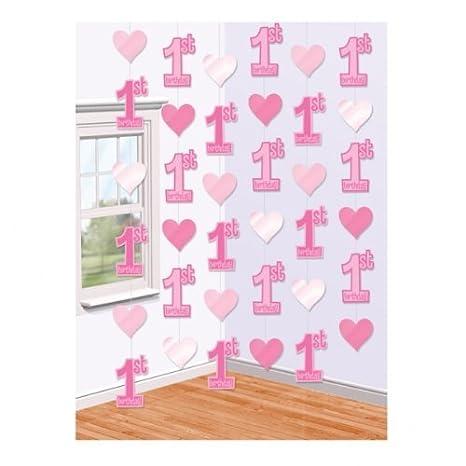 Hanging String Wall Door Decoration 1st Birthday Boy