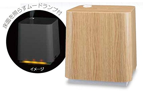 Comfoom ultrasonic humidifier Natural Wood humidification amount stepless adjustment mood lamp DKW-1401NWD From import JPN by Doshisha (Image #2)