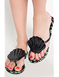 Iron Fist - Womens Into The Deep Flat Sandals
