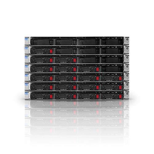 Entry-Level Proliant DL360e G8 Server | 2X 1.90GHz 12 Cores | 64GB | 2PS | 4X 1TB (Renewed)
