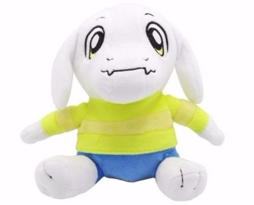 Choun Shiryu Costume (Shalleen New UNDERTALE Green Asriel Plush Doll Pillow Cushion Toy Kids Gift)