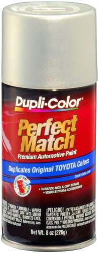 Price comparison product image Dupli-Color EBTY16080 Silver Opal Metallic Toyota Exact-Match Automotive Paint - 8 oz. Aerosol