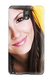 Awesome XQhCqCc11946obpFM CaseyKBrown Defender Tpu Hard Case Cover For Galaxy Note 3- Victoria Justice