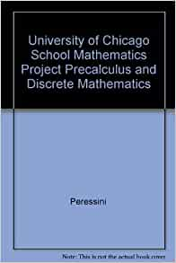 the university of chicago school mathematics project University of chicago school mathematics project has 15 books on goodreads with 6 ratings university of chicago school mathematics project's most popula.
