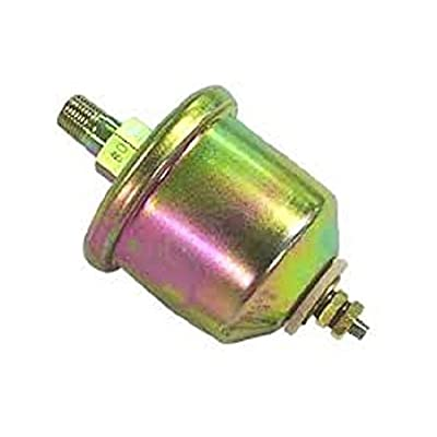 New Marine Universal Oil Pressure Sender 0-80 PSI SIE 5899: Automotive