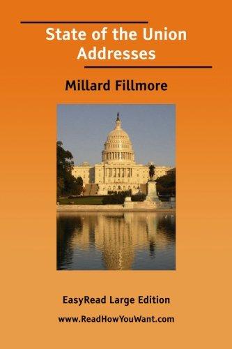 State of the Union Addresses (Millard Fillmore)