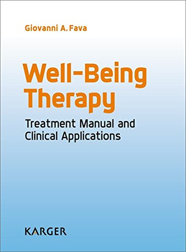 Well-Being Therapy: Treatment Manual and Clinical Applications