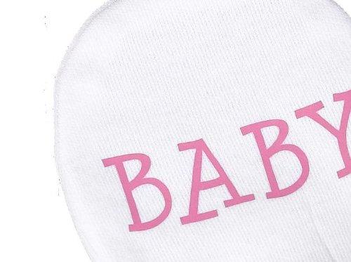 Spoilt Rotten Baby Girl Moufles 100/% Coton
