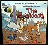 Walt Disney Productions the Aristocats Record & Book (Disneyland Record & Book Series)
