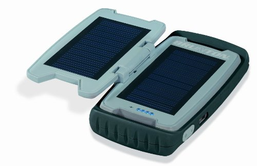 (Brunton Restore 2 Solar Panels and 2200 mAh Battery (Black))