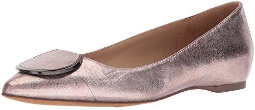 Naturalizer Women's Stella Ballet Flat, lilac, 7.5 W US