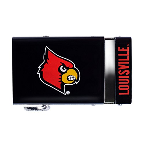 (Mission Belt Louisville Cardinals 40mm Buckle)