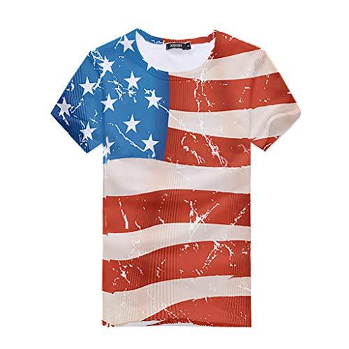 Independence Day Resurgence Print T-Shirt BlouseTees Shirt nikunLONG -