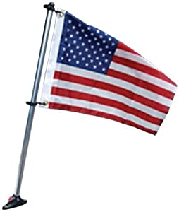 """Taylor Made Products 921 Tayl Pontoon Flag & Mount 24"""","""