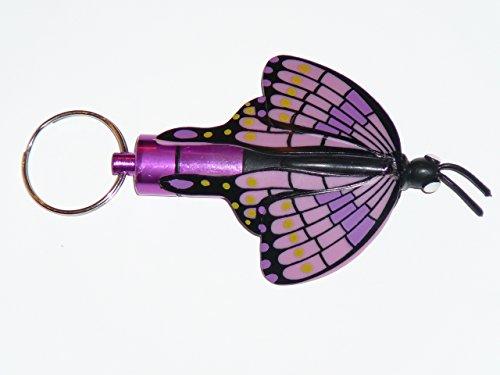 Purple Butterfly Geocache ()